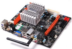 Zotac NM10-DTX WiFi motherboard